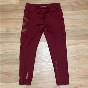 Virus Pants - NWT virus crop leggings